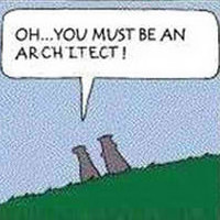 Jokes About Architects dilbert the architect