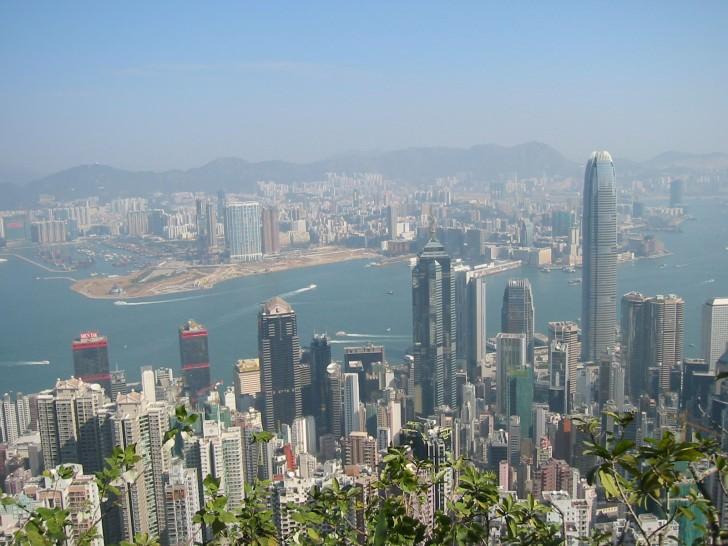 History of Kowloon, Hong Kong