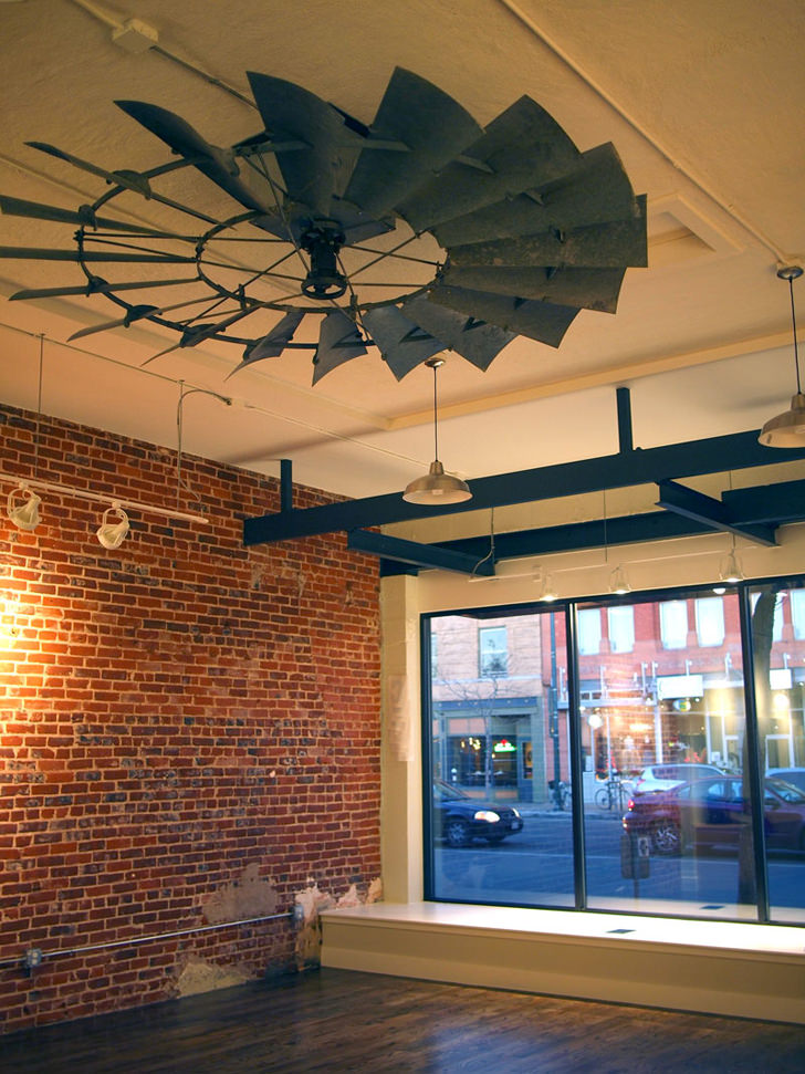 5 creative and beautifully crafted ceiling fan to beat the summer heat miragestudio7 2018 - Windmill ceiling fan for sale ...