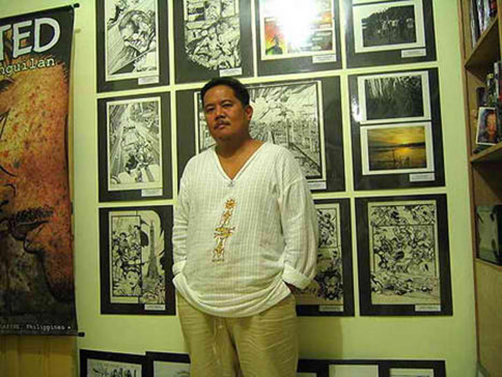 Gerry Alanguilan
