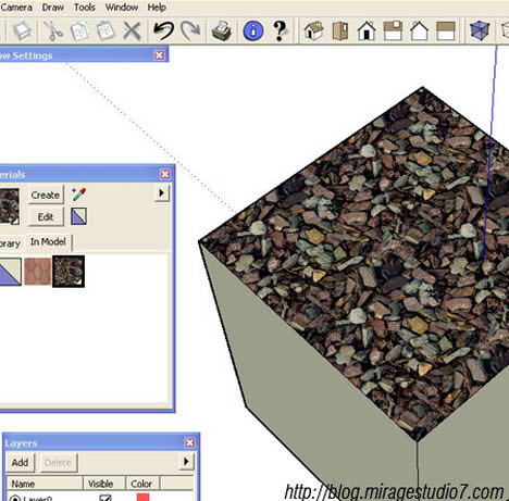 Creating Seamless Textures