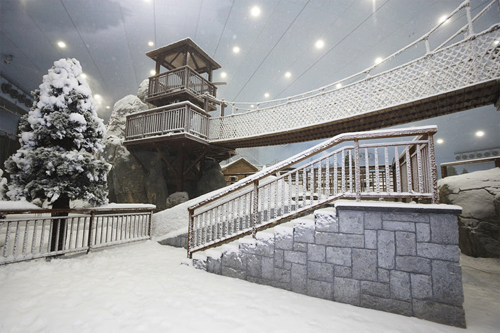 Ski Dubai - Indoor Ski Resort
