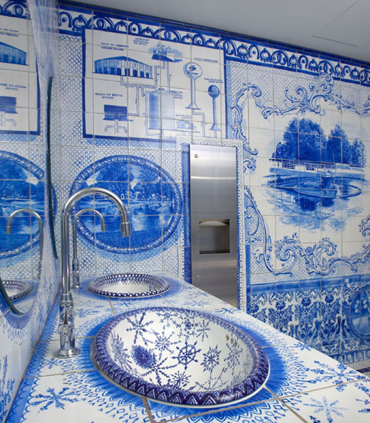 6 creative toilets around the world for Bathroom remodeling sheboygan
