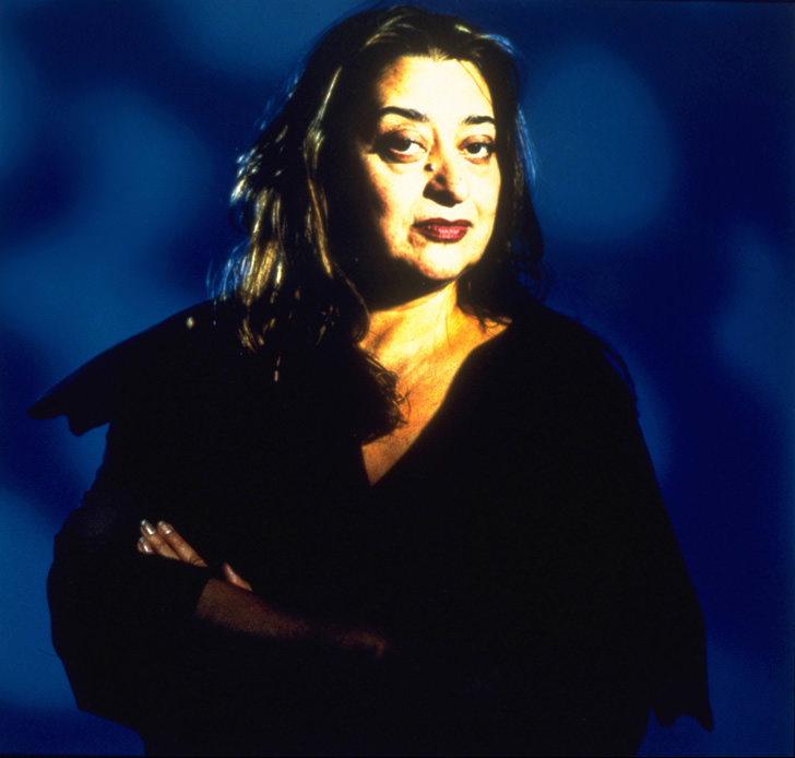 Zaha Hadid - Paper Architect