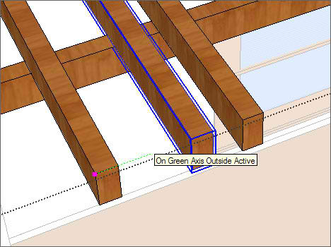 How to Array in SketchUp