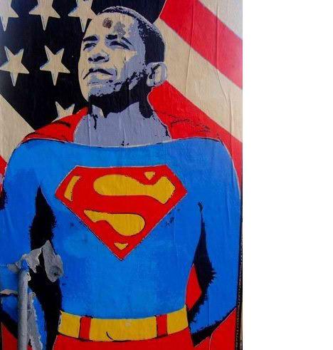 Barack Obama the Architect