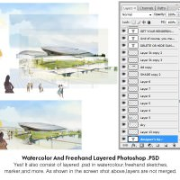 3D Architectural Renderings Illustration – FREE Downloads