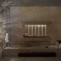Horizontal Shower – Evolution in the Bathroom by Sieger Design