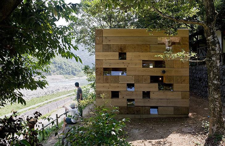 Japan by Sou Fujimoto Architects