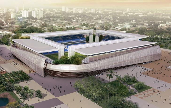 Estadio Pantanal