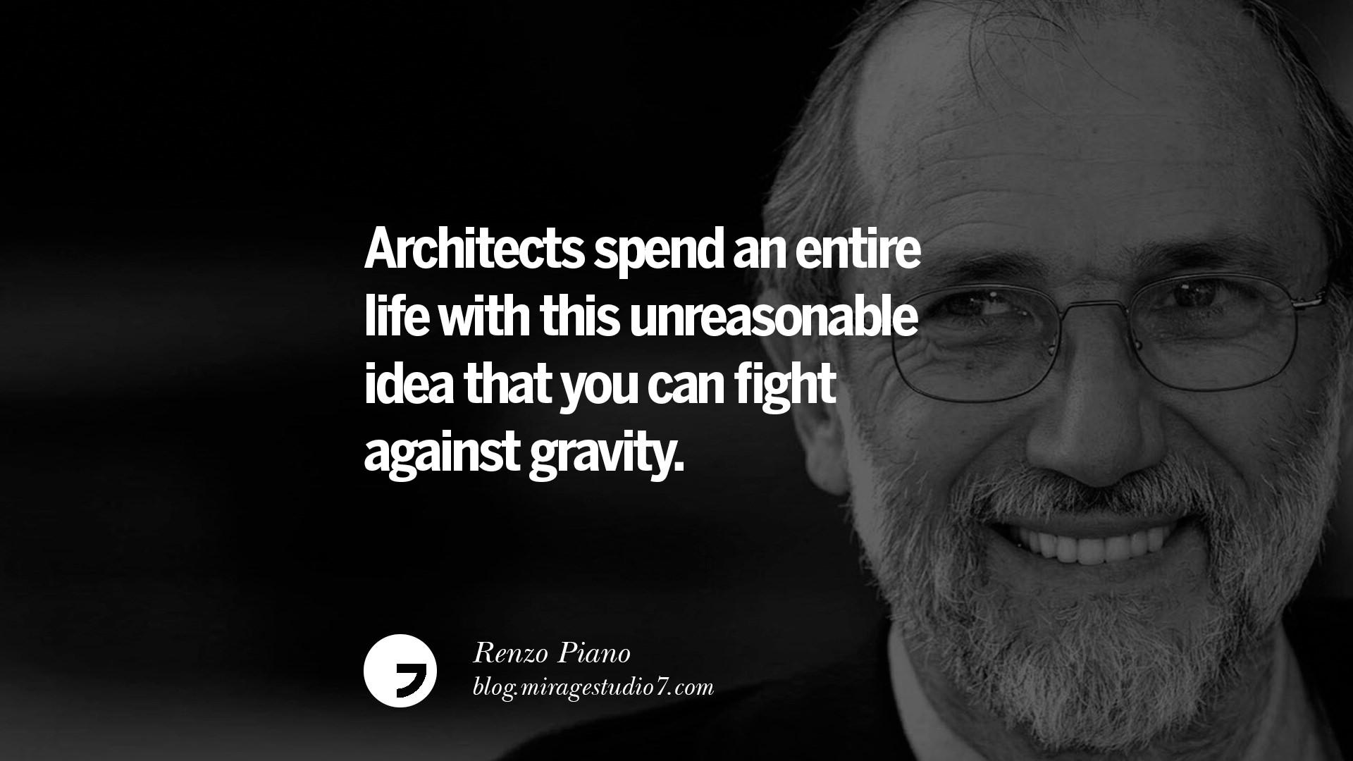Architects Quotes Quotesgram