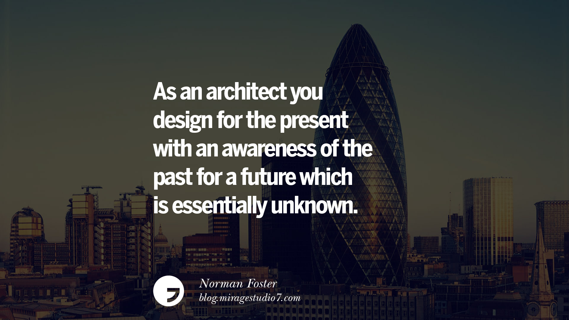 how to become a great architect