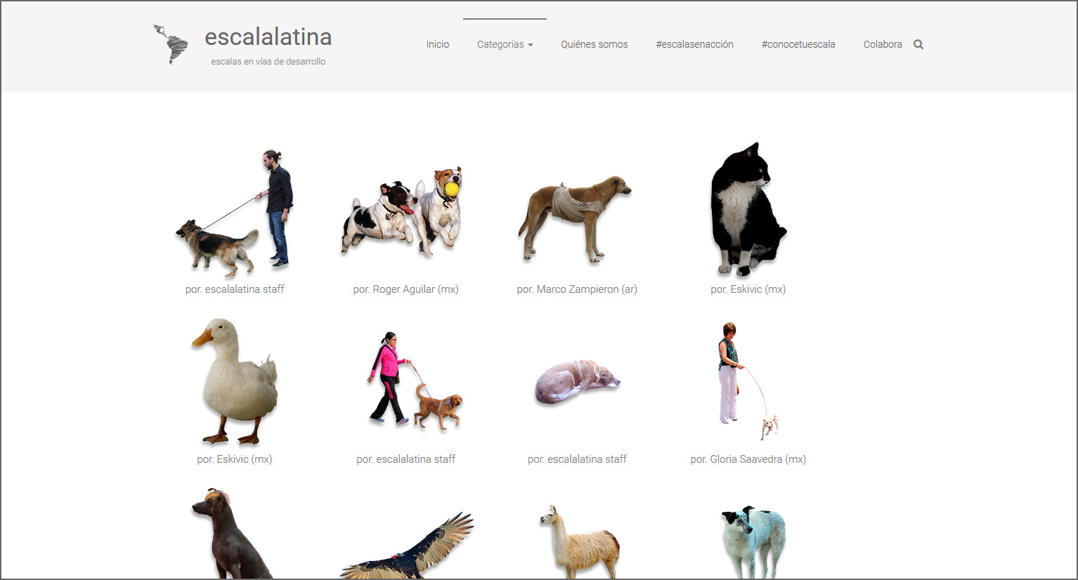 9 website to download high resolution 2d cutout of people for
