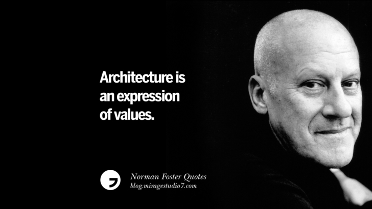 If you weren't an optimist, it would be impossible to be an architect. Norman Foster Quotes On Technology, Simplicity, Materials And Design